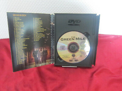 The Green Mile DVD