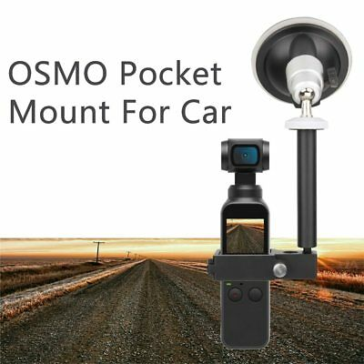 DJI Osmo Pocket Accessory Mount Extension Module for Car Sucker 3-axis Gimbal
