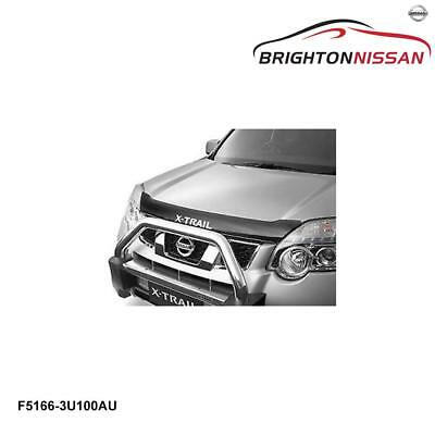 Genuine Nissan X-Trail T31 Smoked Tinted Bonnet Protector F51663U100AU RRP $109
