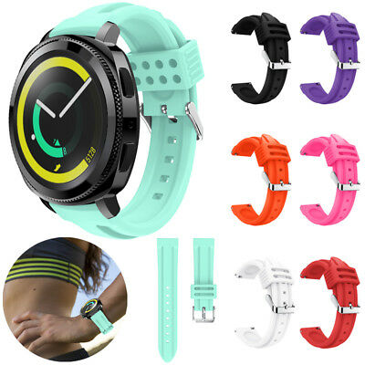 Women For Samsung Silicone Strap Band Replacement Hot Gear Sport Bracelet Watch