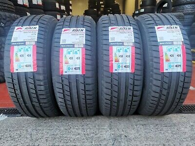 185 55 16 RIKEN MICHELIN MADE NEW TYRES 185/55R16 87V XL AMAZING C, C  Ratings