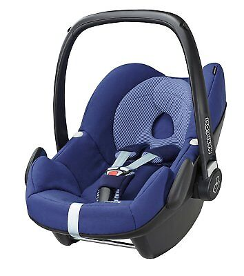 Maxi-Cosi Pebble Babyschale Gruppe 0+ 0-13 kg river blue ohne Isofix-Station