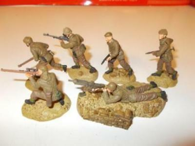 21st. Century Toys/Ultimate Soldier, WWII British 1/32 full set rare figures