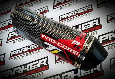 Pit Bike Exhaust Can Pro Core T1