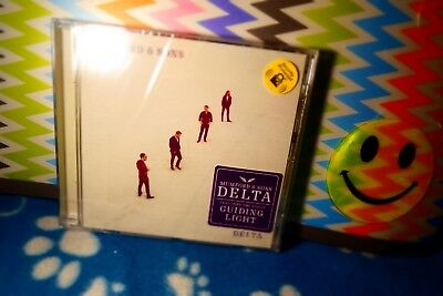 "Mumford & Sons New 2018 Fast Freepost Jewelcase ""Delta"" 14 Tracks UK Edition CD"