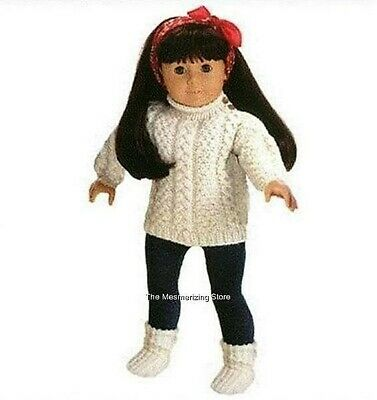 Pleasant Company American Girl of Today APRèS-SKI WEAR - Mint in the Box