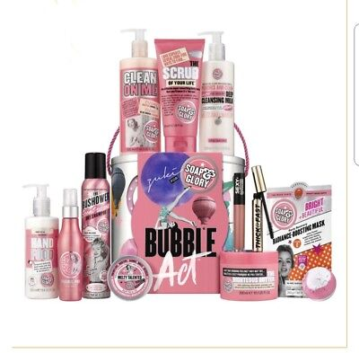 Soap & Glory Zuki X: Bubble Act BNIB