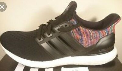 62802e6483e3 ADIDAS ULTRA BOOST Mi Rainbow Multicolour Neu Ultraboost 2.0 Limited ...
