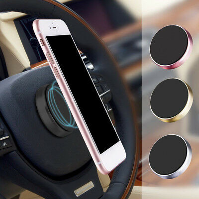 Magnetic Support Phone GPS Car Dashboard Holder Cradle Stand Adhesive Array
