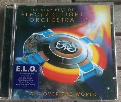 CD Music ELO Electric Light Orchestra Very Best Of All Over The World