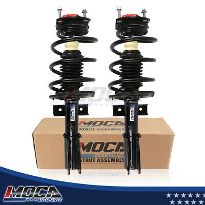 Front Complete Loaded Strut /& Spring Assembly Pair LH /& RH Sides for FX34 FX45