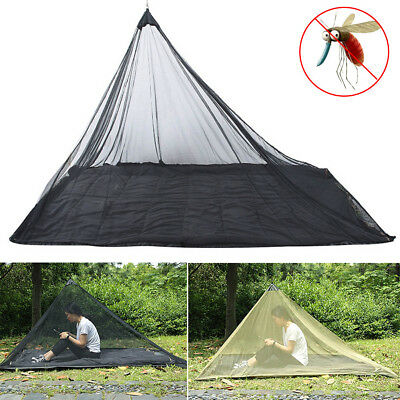 Outdoor Camping Portable Folding Mosquito Net Single Curtain Bed Mosquito Mesh