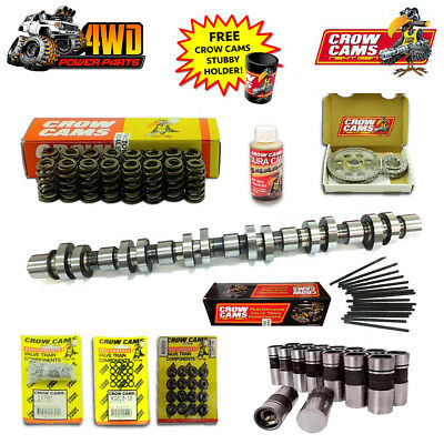 Ford 302 351 Cleveland V8 Crow Cams 21665 Mild Camshaft Package Kit Medium Idle