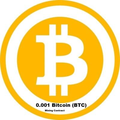 Mining Contract 24 Hours (bitcoin) Processing Speed (TH/s) 0.001 BTC