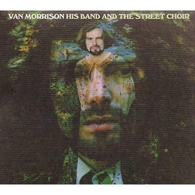 His Band And The Street Choir (Expanded Edition) Van Morrison Audio CD