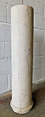 Antique Victorian Style Tapered Porch Column - C. 1880 Architectural Salvage