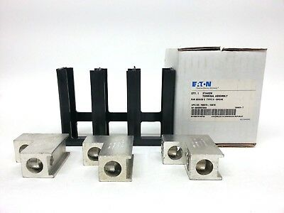 Eaton 3TA402K Terminal Assembly Series C Type K-Break
