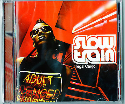 Slow Train Illegal Cargo CD 2004 12 Tracks R&B Hip-Hop Jazz Soul New & Sealed