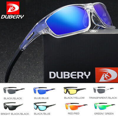Men's Sunglasses Polarized Glasses Driving Outdoor Sport Fishing Eyewear AU