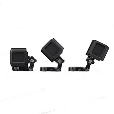 Low Profile Frame Mount Protective Housing Case Cover For GoPro Hero 5/4 E99