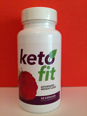 KETO FIT ADVANCED, WEIGHT, LOSS, (60 Capsules) FAST Delivery