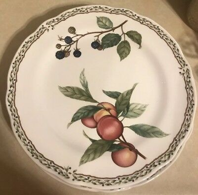 Noritake ROYAL ORCHARD 22 Piece Set #9416 Excellent Condition
