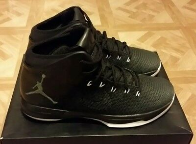 finest selection 5f6c6 4c683 Nike Air Jordan XXXI 31 Black Cat 854037-010 Men s 11 Black Anthracite