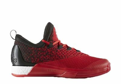 detailed look 16d35 675fe ... neon green mile . 66bc7 094e3  uk adidas crazylight boost 2. mens  trainer red b39253 87e82 041f8