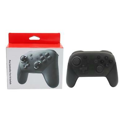 Pro Controller for Nintendo Switch Wireless Gamepad Joypad Console Black