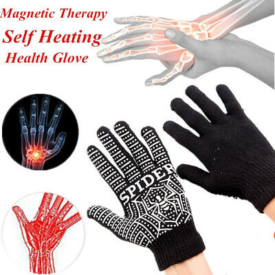 Magnetic Therapy Anti Arthritis Compression Rheumatoid Hand Pain Relief Gloves