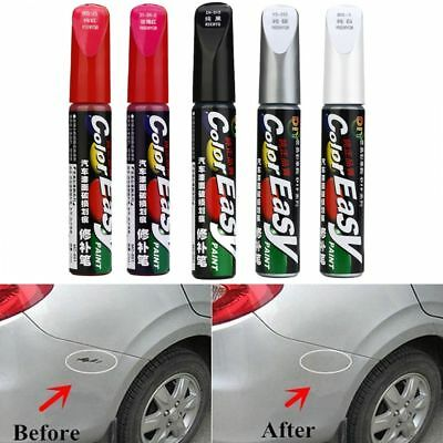 Waterproof Car Coat Paint Pen Touch Up Scratch Clear Repair Remover Tool Kit