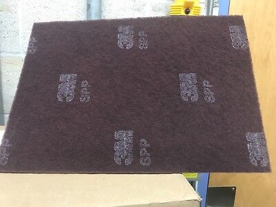 Maroon boost Floor Pads 14X20 box of 10 - Aftermarket New Cheap Great Deal.