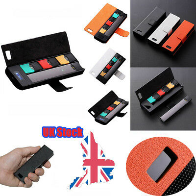 Portable LCD Charger Power Bank Charging Battery Case Holder For JUUL00 UK Stock