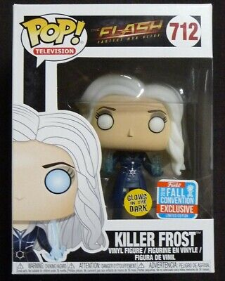 The Flash (tv) - Pop! - Killer Frost n°712 NYCC 2018 - Funko