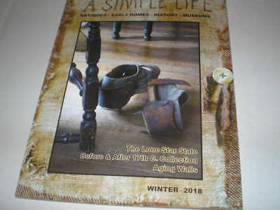 - A Simple Life Magazine By Jill Peterson - WINTER  2018