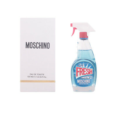 Perfume Moschino mujer FRESH COUTURE edt vaporizador 100 ml