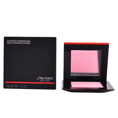 Maquillaje Shiseido mujer INNERGLOW cheekpowder #03-floating rose 4 gr