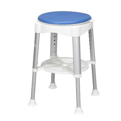 Drive Medical Bath Stool with Rotating Seat