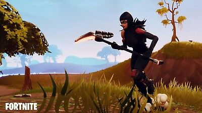 Fortnite Video Game Poster Canvas Premium Quality A0-A4.