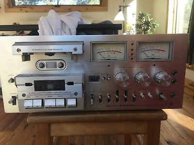 Pioneer Ct-F1000 For Parts Only