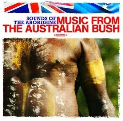 Aussie Band Bush - Sounds Of The Aborigine-Music From The Au (CD Used Very Good)