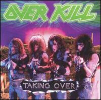 Overkill - Taking Over 075678173523 (CD Used Very Good)