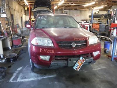 Passenger Right Tail Light Fits 01-03 MDX 409305