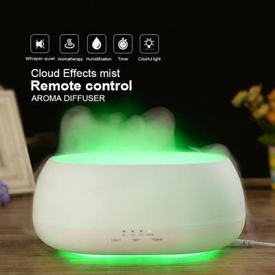 500ml Electric Diffuser Large Capacity Remote Control Mist Maker
