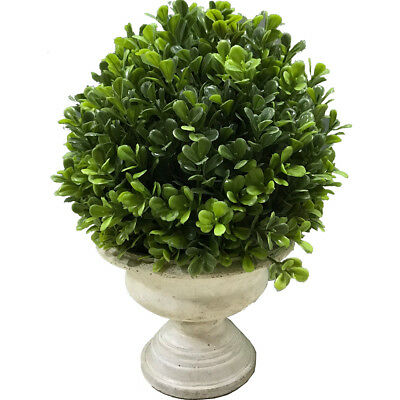 NEW French Potted Topiary Ball - HighST.,Artificial Plants & Flowers