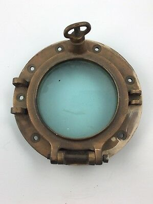 "Antique vintage nautical 12""  ships porthole"
