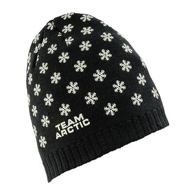 Arctic-Cat 2017 - Glow in the Dark Snowflakes Youth Girl Beanie
