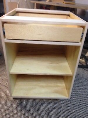 NEW Custom BASE 24'' Replacement Plywood CABINET USA