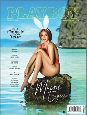 Playboy Philippines - November / December 2018 Electronic PDF magazine