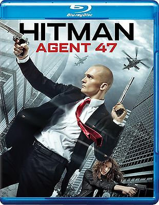 Hitman: Agent 47 (Blu-ray) (2015) (All Region) (New) (Available Now)